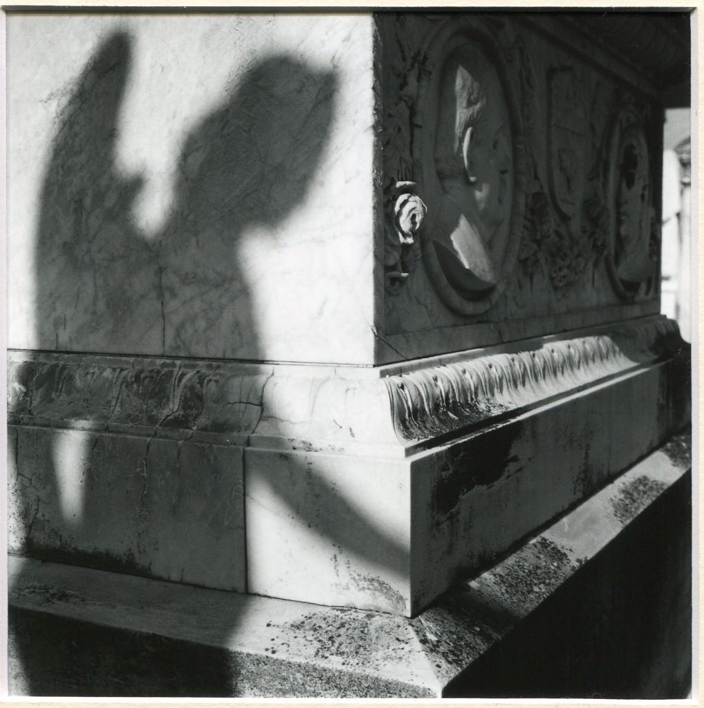 """Certosa di Bologna, 2013 (dal progetto """"Incompletezza"""")"""