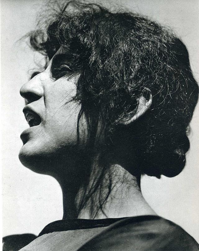 Edward Weston, Guadalupe de Rivera, 1924