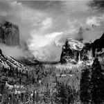 "Ansel Adams, ""Clearing Winter Storm"", Yosemite National Park, California (c.1937)"