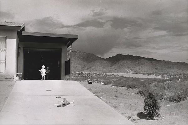 Garry Winogrand, Albuquerque (fonte: http://www.metmuseum.org)