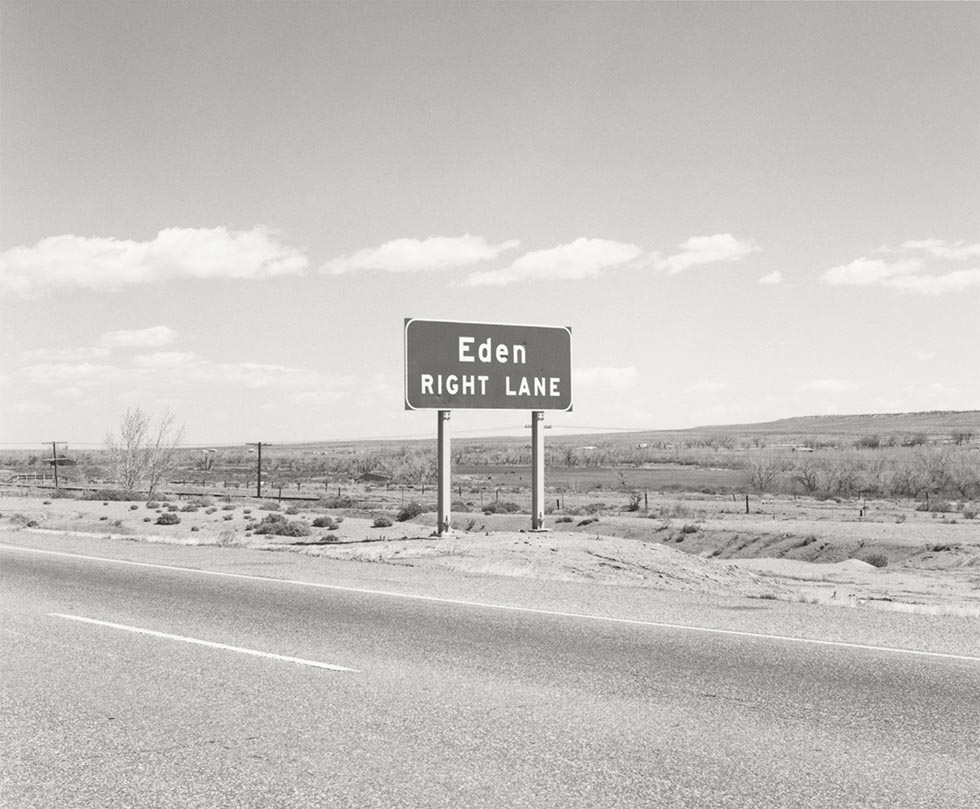 "Robert Adams, ""Eden, 1968"" (fonte: ilpost.it)"
