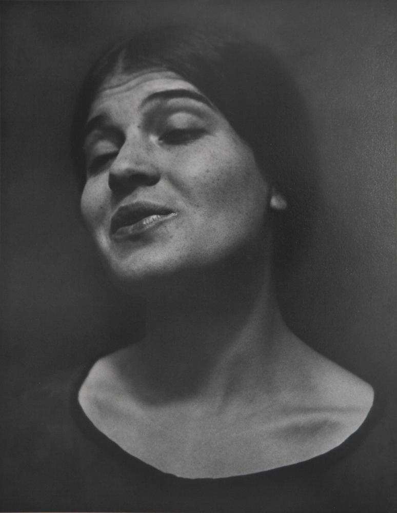 Tina che recita, 1924