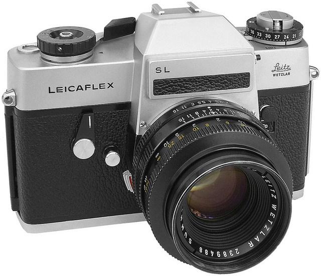 Leicaflex SL-1 (fonte: Leicaphlia.com)